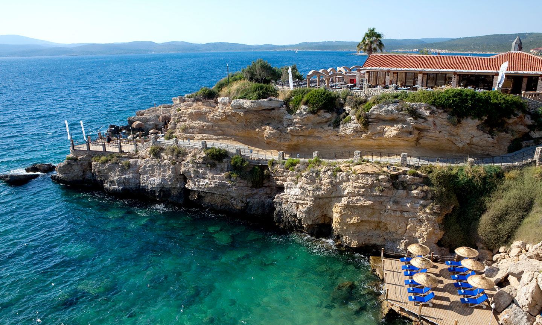 Club Resort Atlantis – Beach View